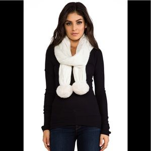 Juicy Couture Cable Scarf